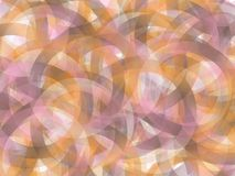 Background. Elipse geomethric violet-pink-orange background vector illustration