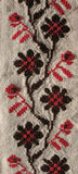 Background. embroidery pattern Royalty Free Stock Photos