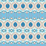 Background with ethnic motifs. Seamless pattern. 10 eps vector illustration