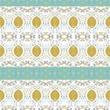 Background with ethnic motifs. Seamless pattern. 10 eps stock illustration