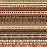 Background ethnic pattern Stock Images