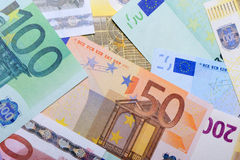 Background from euro Stock Photo