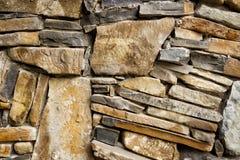 Background of exactly hewn stone Stock Image