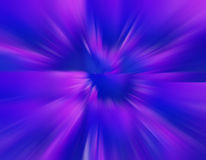 Background with explosion effect. Blue background with explosion effect stock illustration