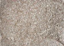 Background eyeshadow. Gray color, close up, shining eyeshadow Stock Photo
