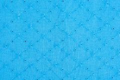 Background fabric blue Royalty Free Stock Photo