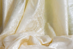 A  background fabric Royalty Free Stock Photos