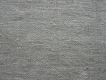 Background, fabric gray flax handmade royalty free stock images