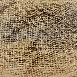 Background fabric texture. Natural burlap, textured background, Vanilla Stock Image