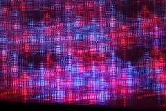 Background fairground lights purple. Background fairground lights muted purple and red Royalty Free Stock Images
