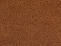 Background felt brown Royalty Free Stock Image