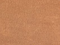 Background felt light brown Stock Photo