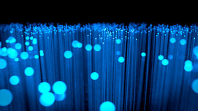 Background: fiber optic Stock Images