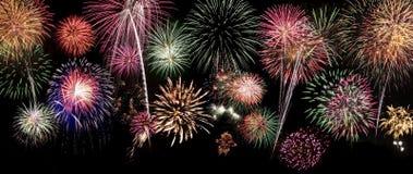 background fireworks Στοκ Εικόνα