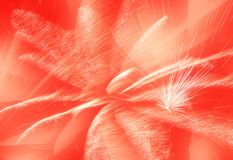 Background with fireworks Royalty Free Stock Photography