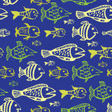 Background fish Royalty Free Stock Photos