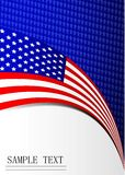 Background flag paper Stock Photos