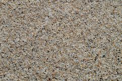 Dry sand closeup Stock Photography