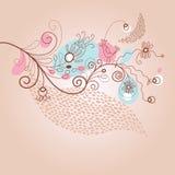 background floral 免版税库存照片