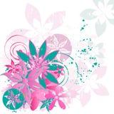 background floral Στοκ Εικόνες