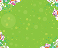 Background Floral. Floral background for abstract designs Stock Photos