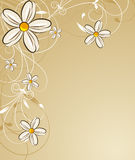 background floral Стоковые Фотографии RF