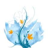 background floral Стоковое фото RF