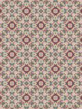 Background floral pink and green Stock Photography
