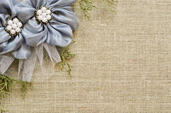 Background with a flower arrangement Stock Photos