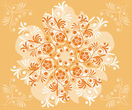 Background flower, elements for design, vector Stock Photo