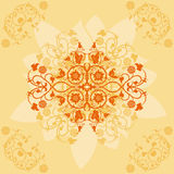 Background flower, elements for design, vector Stock Photos