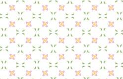 background flower repeated Στοκ Φωτογραφία