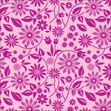 Background Flowers 3 - Pink Royalty Free Stock Photos