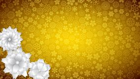Background of flowers Royalty Free Stock Photo