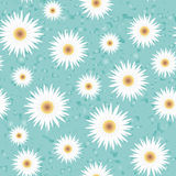 Background with flowers Stock Images