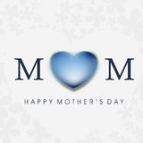 Happy Mothers Day celebration. Royalty Free Stock Photography