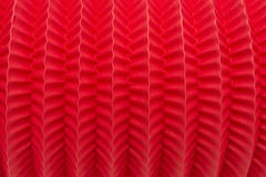 Background of a foldable lantern. Background of a foldable red lantern Stock Images
