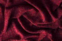 Background of folded plaid Royalty Free Stock Photos