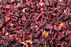 Background dry floral tea. Background food, texture of dry floral tea Stock Images