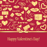 Background For Valentine S Day Royalty Free Stock Photography