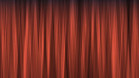 Background in the form of scene curtain. Royalty Free Stock Image