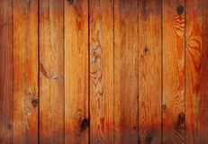 Background in the form of a wooden wall Royalty Free Stock Photo