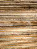 Background formed from cardboard sheets Royalty Free Stock Image