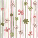 Background fowers Stock Image