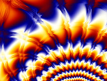 Background Fractal Stock Photography