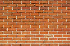 Background frame of the brick wall. Royalty Free Stock Image