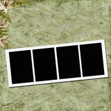 Background with frames Royalty Free Stock Images