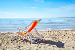 background of free space and summer time on beach royalty free stock image