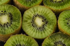 Background from the fresh cut kiwis/background from the fresh cu stock photography