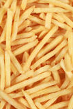 Background from fresh French fries Royalty Free Stock Photo